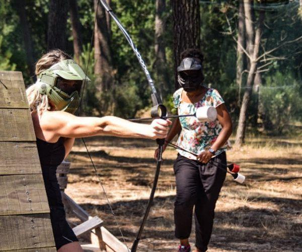 archery-tag-foret