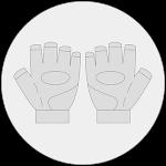Gants paintball icon