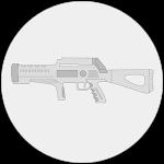 Laser game icon